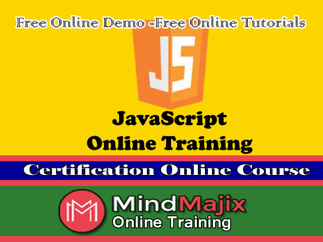 Learn Online Javascript Training Free Certification Course 452018
