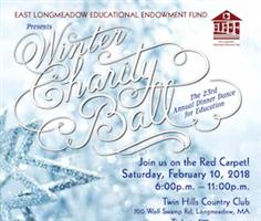 ELEEF Winter Charity Ball 2018