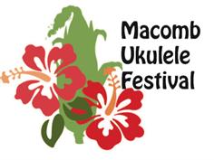 Macomb Ukulele Festival  - Kimo Hussey